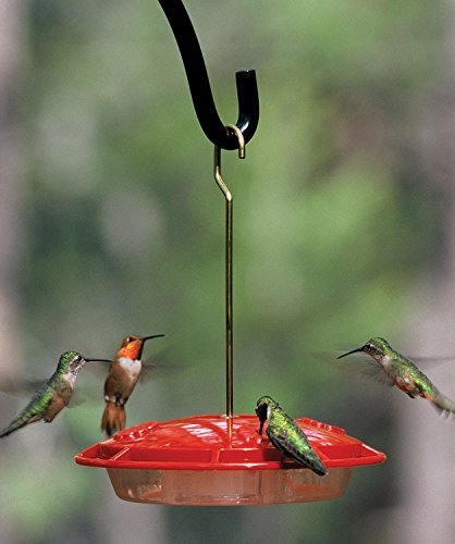 Aspects 367 Hummzinger Ultra Hummingbird Feeder, 12-Ounce