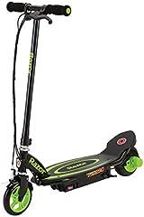 Razor- Power Core E90 Scooter eléctrico, Color verde, 0 (13173802)