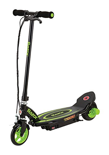 Razor- Power Core E90 Scooter eléctrico, Color verde, 0 (13173802)
