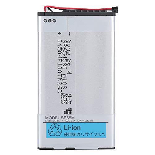 ASHATA Batería de Ión de Litio 2210 mAh 3.7 V Batería de Repuesto SP65M Original para Sony Playstation PS Vita PCH PCH-1001-1001