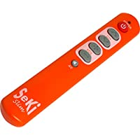 SeKi Slim - Mando a Distancia Universal con Teclas Grandes Naranja