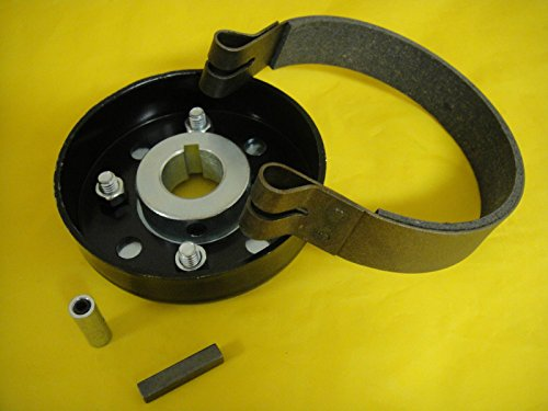 Go Cart Band Brake Kit Includes Hub, Drum and Brake Band W/pin Fits 1