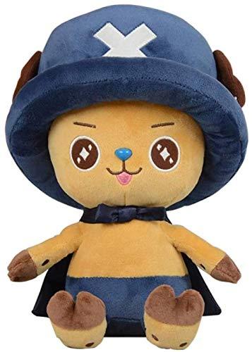 JIAL NC56 Tous Toys Anime One One Pieza Tony Tony Chopper Mono Candy Candy Figura Juguetes Juguetes Coleccionables Peluche Pendiente 30 cm Decoración del hogar Chongxiang