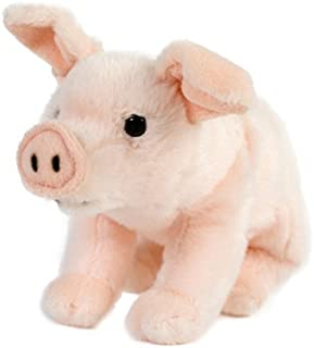 Cochon Cochon Porcelets Cochon de chance, 22cm, peluche rose,