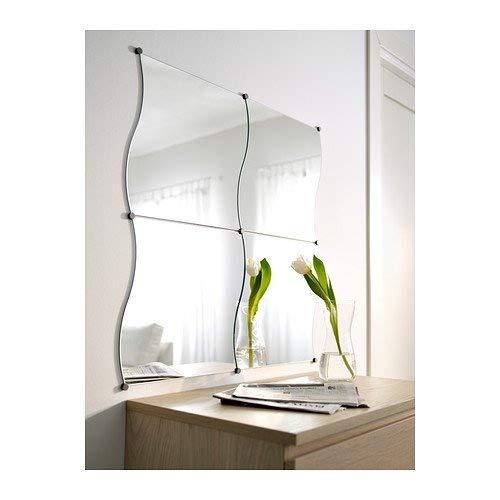Krabb specchi–4x (44cm x 40cm) Quattro specchi in una confezione {designer: Kim Samson}