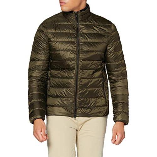 41RUzv5LiVL. SS500  - Geox Men's M Dereck Quilted Jacket