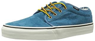 Vans U 106 VULCANIZED (PIGSUEDEFLEECE VVHNA4B, Unisex-Erwachsene Sneaker, Türkis (BLUE), EU 45 (US 11.5) (B00CBNQ8IW) | Amazon price tracker / tracking, Amazon price history charts, Amazon price watches, Amazon price drop alerts