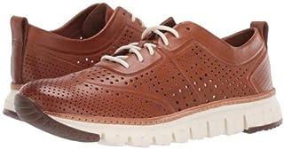 [コールハーン] メンズ 男性用 シューズ 靴 スニーカー 運動靴 Zerogrand Laser Perforated Sneaker - British Tan [並行輸入品]