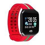 Connecté Fitness Tracker,Bracelet Sport Intelligent, Montre de santé avec...