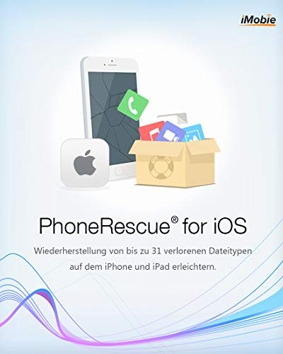 PhoneRescue iOS ( iOS Data Recovery) WIN (Product Keycard ohne Datenträger)