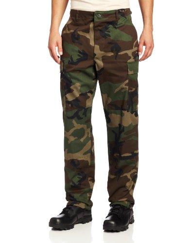 Propper Pantalon BDU Regular pour Homme, Homme, F5201, Bois, M Short