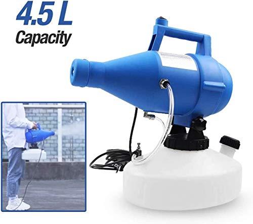 Elektrische ULV 4.5L Sprayer Tragbare Nebelmaschine, Elektrisches Sprühgerät, Aerosol-Sprühzerstäuber Für Heim, Büro, Industrie, Schule, Einschließlich Innen- Und Außenbereich
