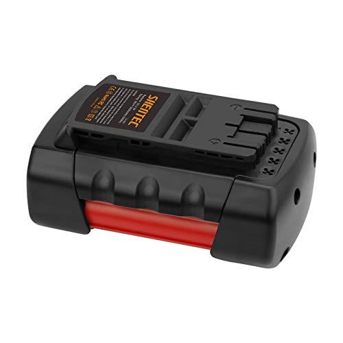 Shentec 36V LI-ion Batterie Kompatibel mit Bosch Rotak 32 LI 34 LI 37 LI 43 LI Akku-Rasenmäher