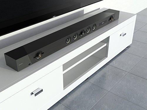 Sony HT-ST5000 Barre de son avec Son Dolby Atmos/Hi-Res Audio sans fil 4K 800 W Noir