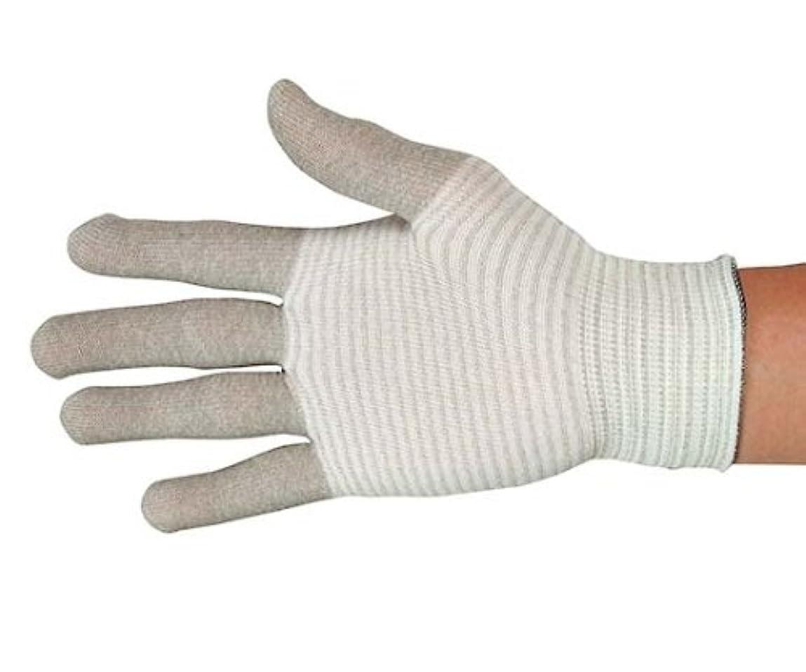 鳩代わって警報マックス 低発塵制電フィット手袋 13ゲージ 10双入り S 61-4695-88/MX325-S