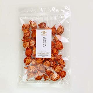 dried crab snack
