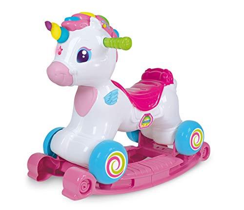 Clementoni - Spielzeug-Pferd Wolke 3 Mehrfarbig