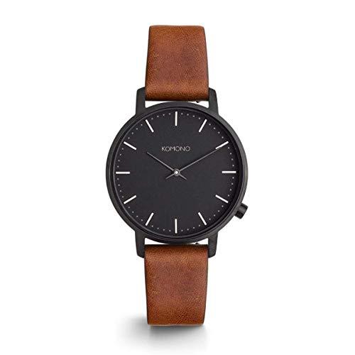 Komono Black Harlow Uhr KOM-W4112