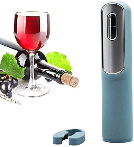 Eléctrica de vino abrebotellas, sacacorchos automático removedor, con pilas motorizado Vino del...