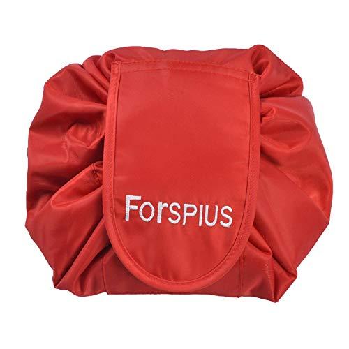 N-B Bolsa de almacenamiento de viaje multifuncional impermeable bolsa de almacenamiento lindo cosmético artefacto perezoso bolsa de almacenamiento bolsa de almacenamiento con cordón