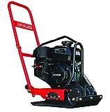 JUMPING JACK 4.5 HP Kohler Vibratory Plate Compactor Tamper for Dirt, Asphalt, Gravel, Soil Compaction