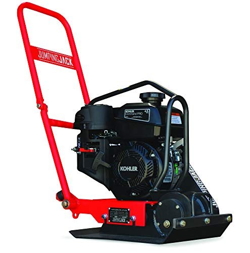 Tomahawk Power Store Vibratory Plate Compactor
