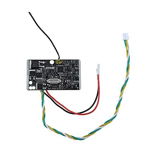AIMINDENG Batería BMS FIT para XIAOMI MIJIA M365 Scooter eléctrico Control de batería PCB Panel Pista de la Placa de Circuito (Color : BMS Board B)