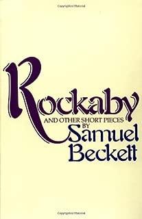 Rockaby (Beckett, Samuel) by Samuel Beckett (1994-01-13)