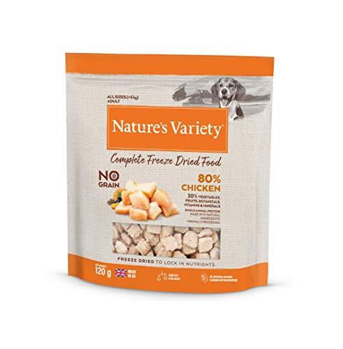True Instinct Freeze Dried Complete Dinner Chicken Grain Free 120g