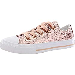 Dust Pink Blush Gold Chuck Taylor All Star Core Ox