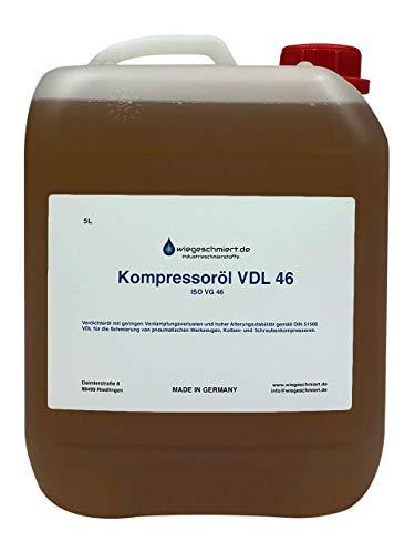 5 Liter Kanister Kompressoröl VDL 46