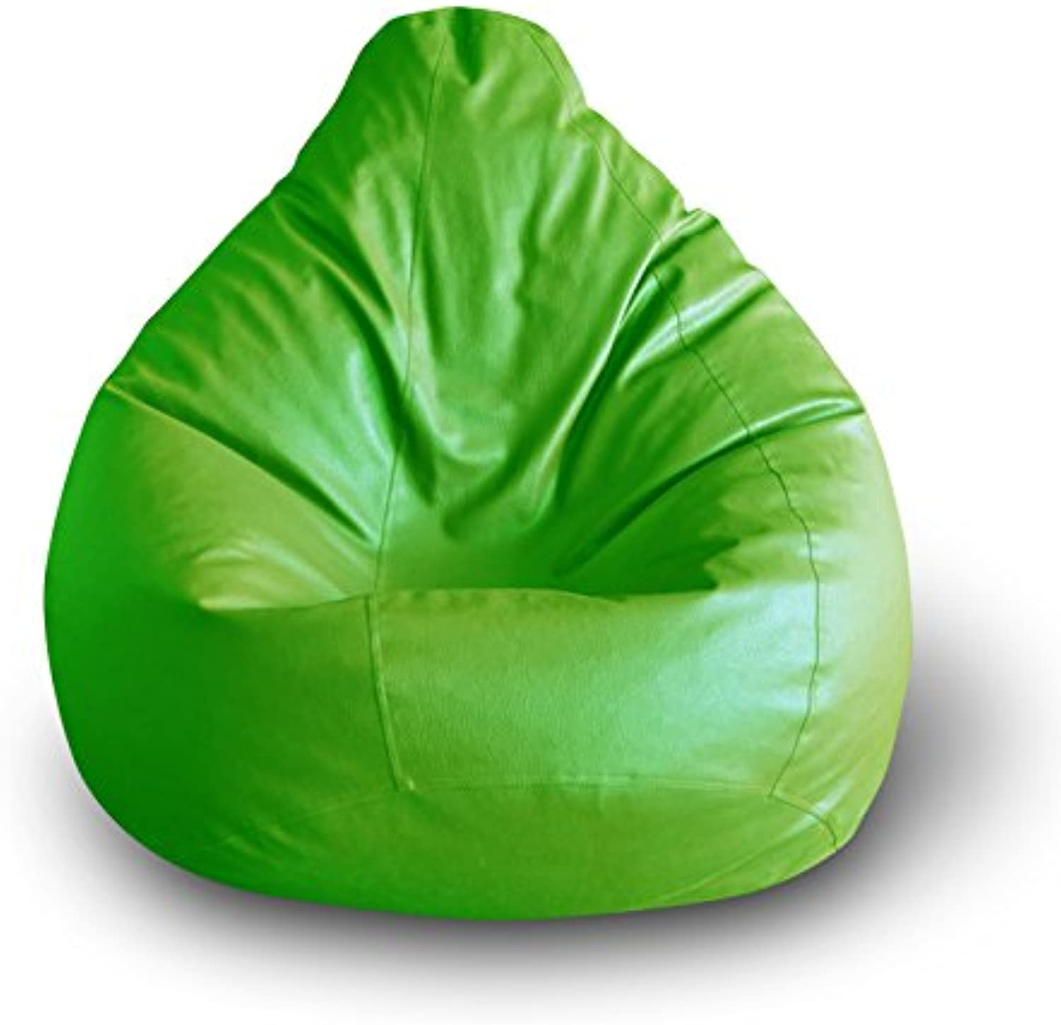 Style Homez Classic Bean Bag XXL Size Green Cover Only