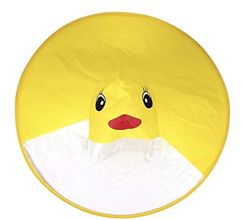 UgyDuky Cute Litter Yellow Duck Raincoat Children