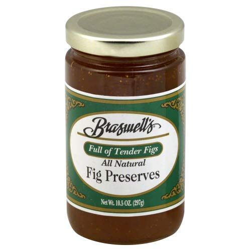 Braswell's Preserve Ranking TOP4 Fig - 10.5 Pack of 6 OZ Ranking TOP9