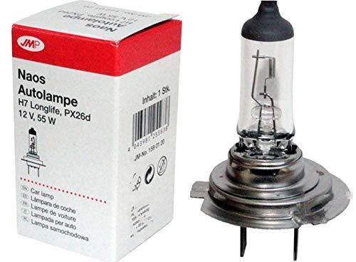 Glühbirne Lampe 12V55W H7 Longlife JMP Auto Motorrad