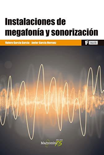 *Instalaciones de megafonía y sonorización: 1 (MARCOMBO FORMACIÓN)