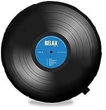 Almofada Disco de Vinil LP Bolachão - Relax