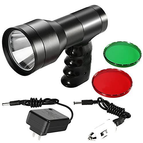 GearOZ Rechargeable Handheld Spotlight