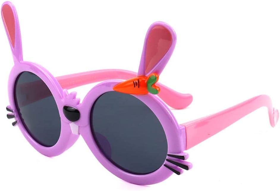 ZXZW Children's Polarized Sunglasses Uv with Silicone Soldering Sale