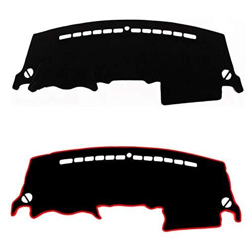 MFQO Alfombrilla para Salpicadero De Coche para Kia Sportage R 2011-2015, Consola Central, Panel De Instrumentos, Parasol Antideslizante, Alfombra, Accesorios De Protección Interior
