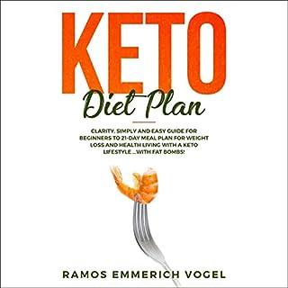 Keto Diet Plan cover art