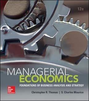 Managerial Economics [9780078021909] [0078021901]