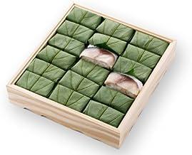 [ 高野街道名産 柿の葉寿司 ] 柿の葉すし(鯖)18個入