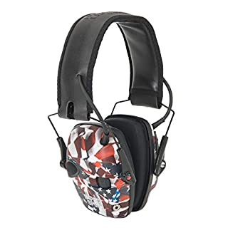 Howard Leight by Honeywell Impact Sport Sound Amplification Electronic Shooting Earmuff, ONE NATION (B071ZPKYMS) | Amazon price tracker / tracking, Amazon price history charts, Amazon price watches, Amazon price drop alerts