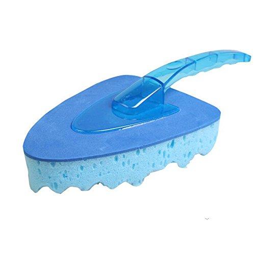 Quici Lavage de voiture en mousse haute densité éponge Brosse véhicule Brosse de lavage Outil de nettoyage