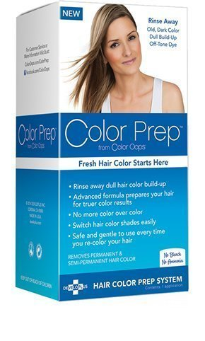 Color Prep from Color Oops Hair Color Prep System by Color Oops