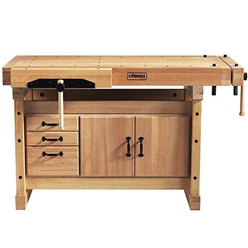 Sjobergs SJO-66703K Professional Elite Workbench 1500, SJO-33457 SM03 Cabinet