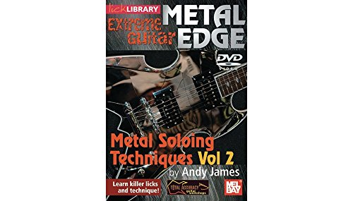 Metal Soloing Techniques, Volume 2 - Toy Piano and Violin - DVD