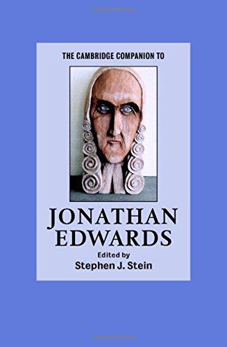The Cambridge Companion to Jonathan Edwards (Cambridge Companions to Religion)