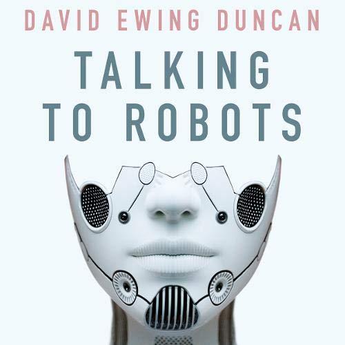 Couverture de Talking to Robots